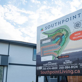 Southpoint living langford westshore land for sale